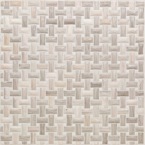 Dimension Weave Woodvein Bianco