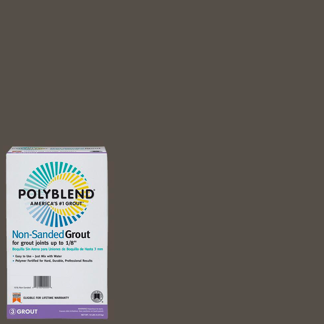 Polyblend® Non-Sanded Tile Grout #540 Truffle
