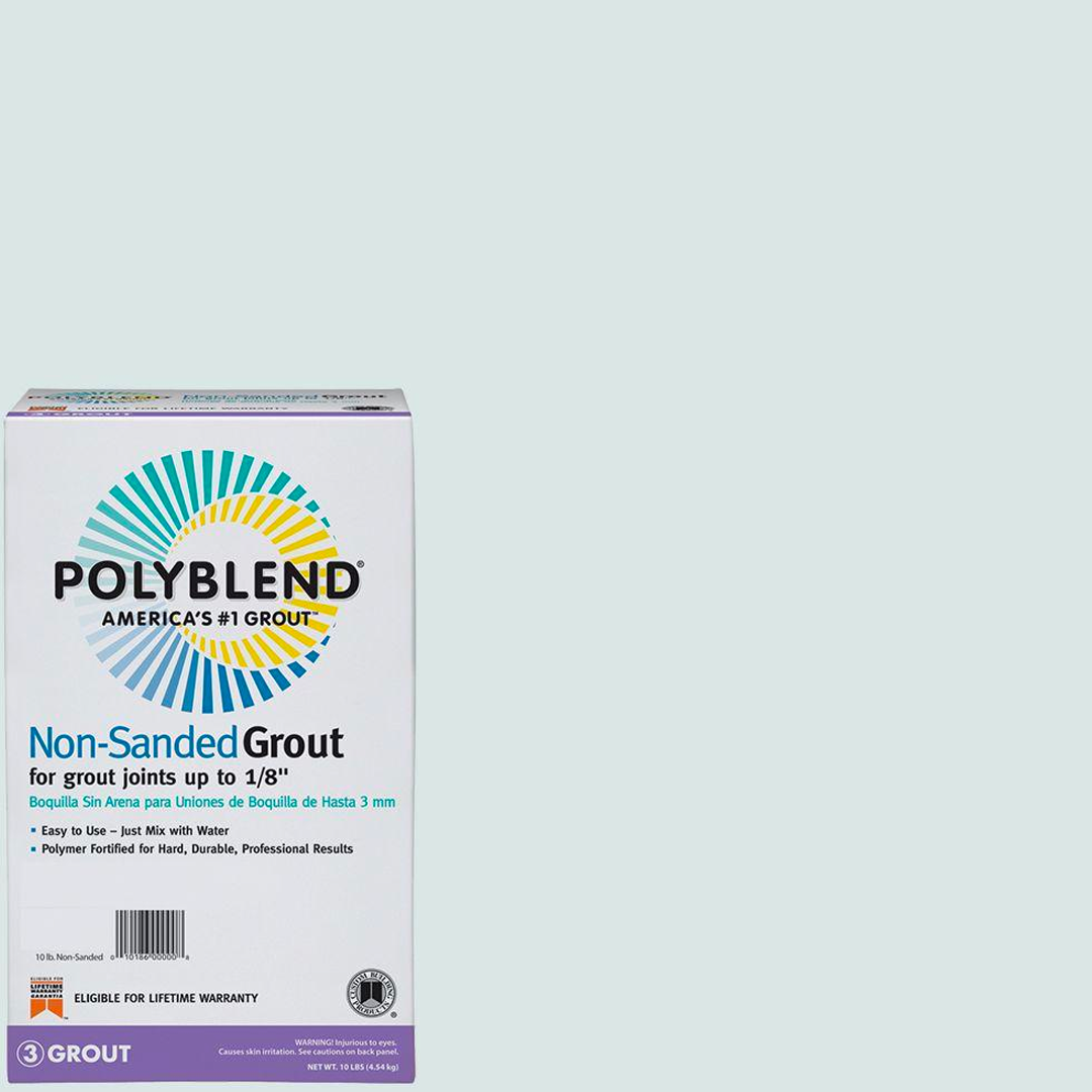 Polyblend® Non-Sanded Tile Grout #548 Surf Green