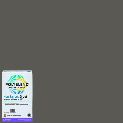 Polyblend® Non-Sanded Tile Grout #185 New Taupe