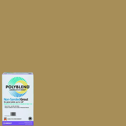 Polyblend® Non-Sanded Tile Grout #156 Fawn
