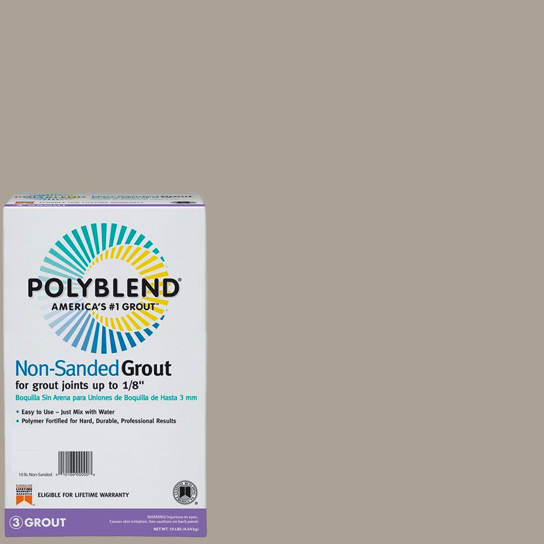 Polyblend® Non-Sanded Tile Grout #543 Driftwood