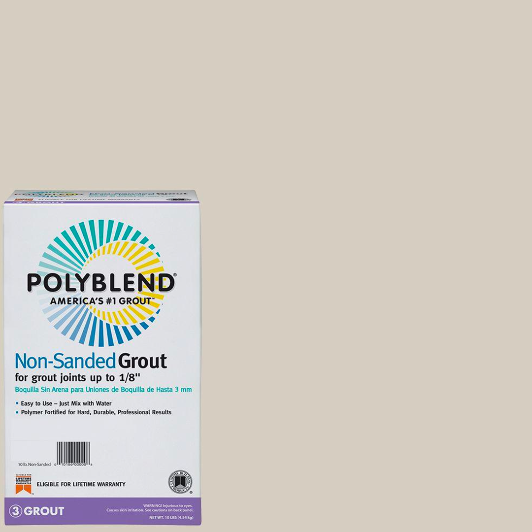 Polyblend® Non-Sanded Tile Grout #545 Bleached Wood