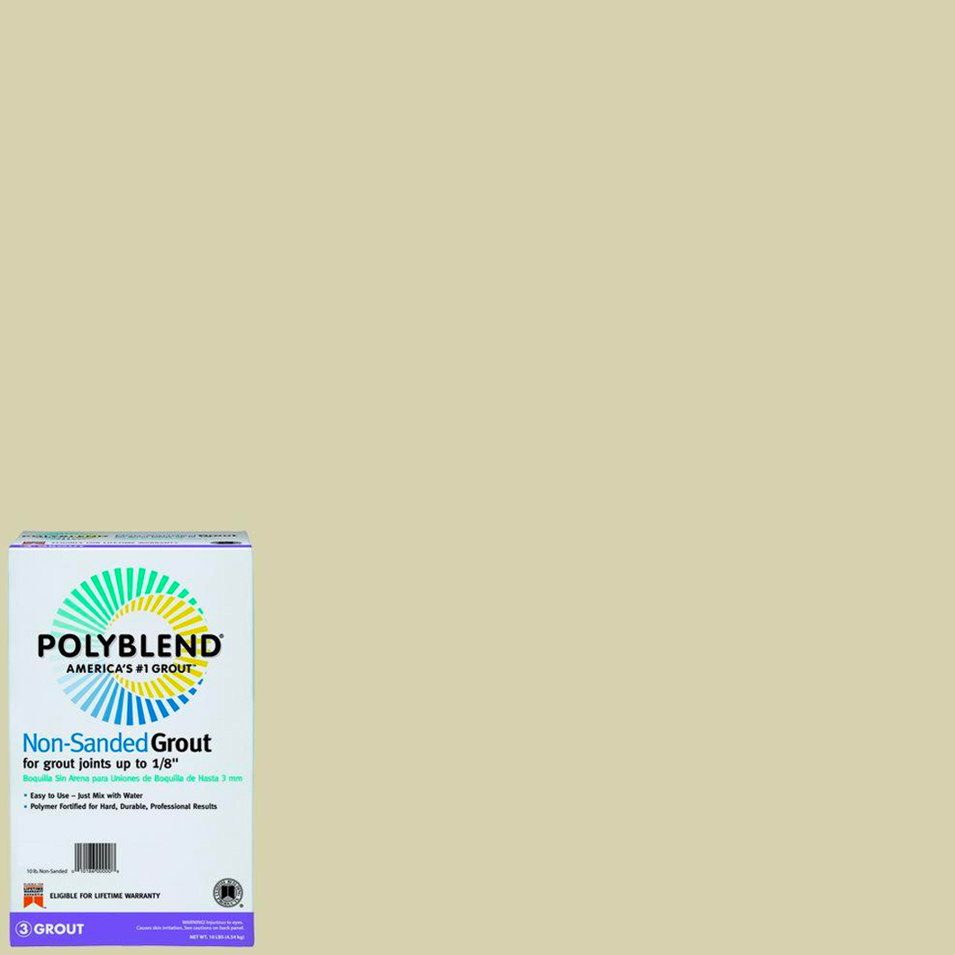 Polyblend® Non-Sanded Tile Grout #10 Antique White