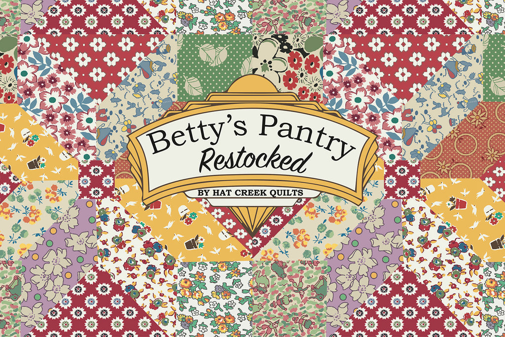 Betty's Pantry Restocked