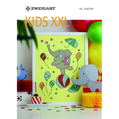 104.299 ZWEIGART Kids XXL Booklet
