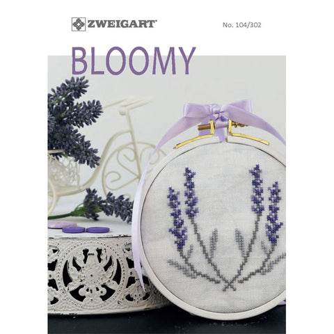 104.302 ZWEIGART Bloomy Booklet