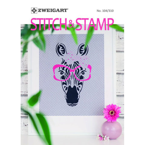 104.310 ZWEIGART Stitch & Stamp