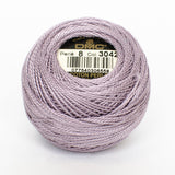 Perle No.8  3042 Light Antique Violet