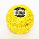 Perle No.8  307 Lemon