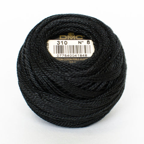 PERLE NO.12 310 Black