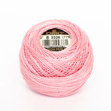 Perle No.8  3326 Light Rose