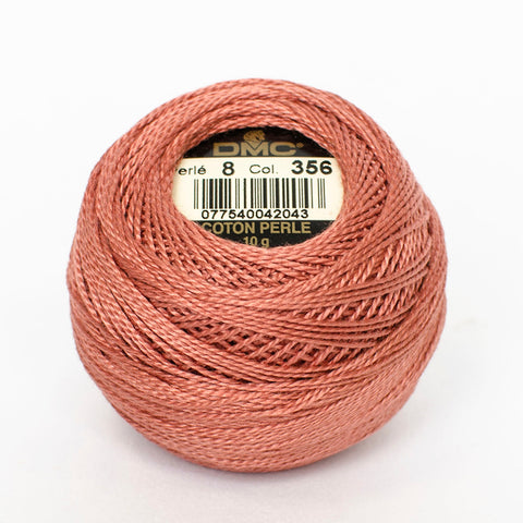 PERLE NO.12 356 Medium Terra Cotta