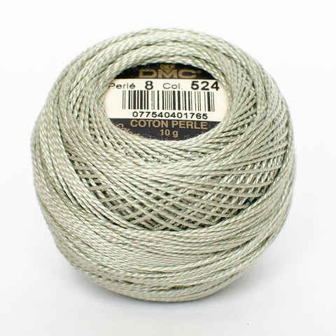 PERLE NO.12 524 Very Light Fern Green