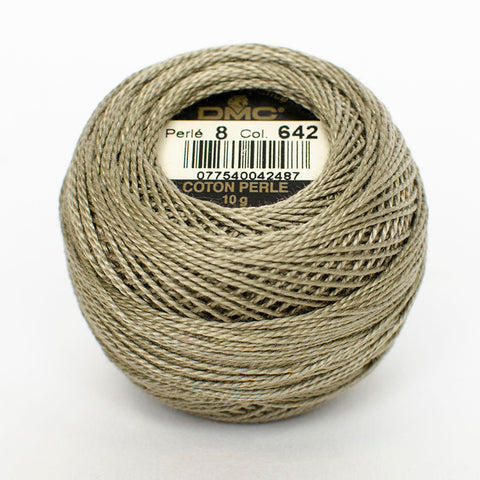PERLE NO.12 642 Dark Beige Grey