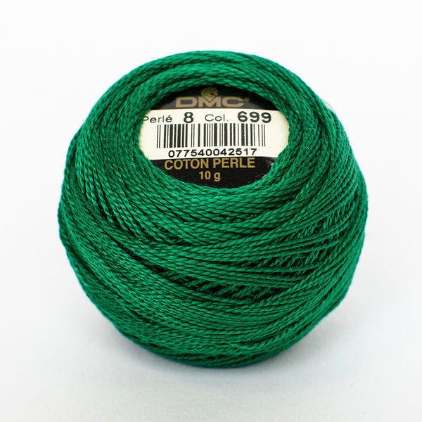 PERLE NO.12 699 Green