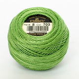 Perle No.8  703 Chartreuse