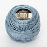 Perle No.8  932 Light Antique Blue