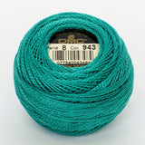 Perle No.5  943 Medium Aquamarine