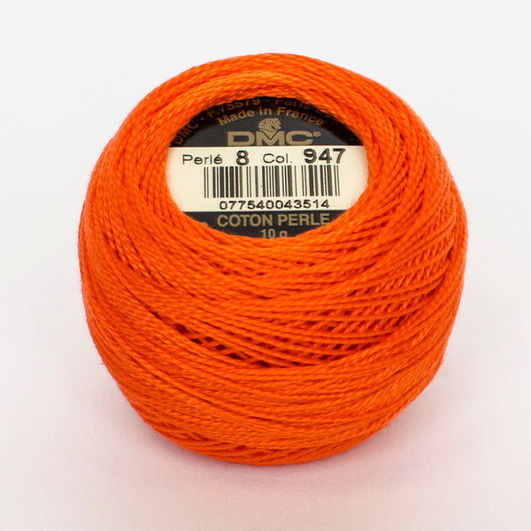 Perle No.5  947 Burnt Orange