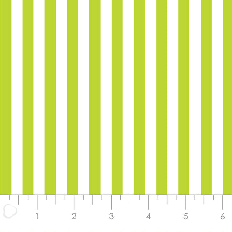 MIXOLOGY  21004-0036  Stripes-Lime