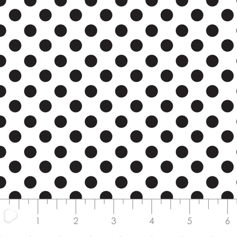 MIXOLOGY  21005-0002  Dots-Black