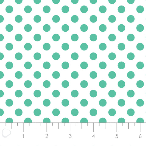 MIXOLOGY  21005-0035  Dots-Spearmint