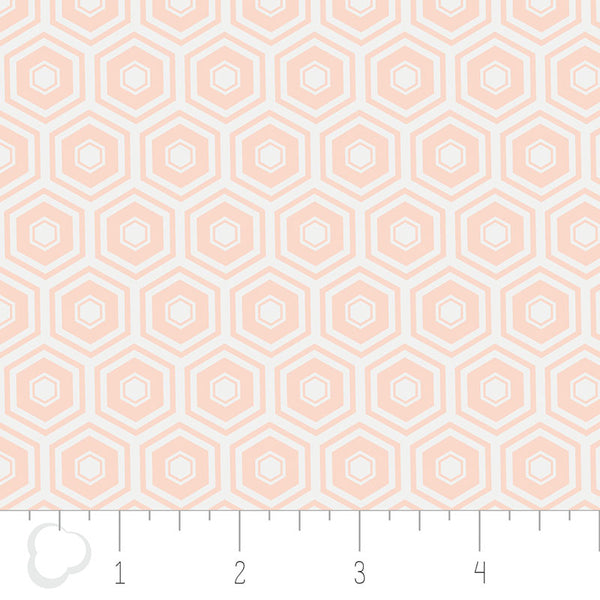 MIXOLOGY 2142-0090 Honeycomb-Blush