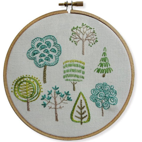 Free Project - Botanical Trees
