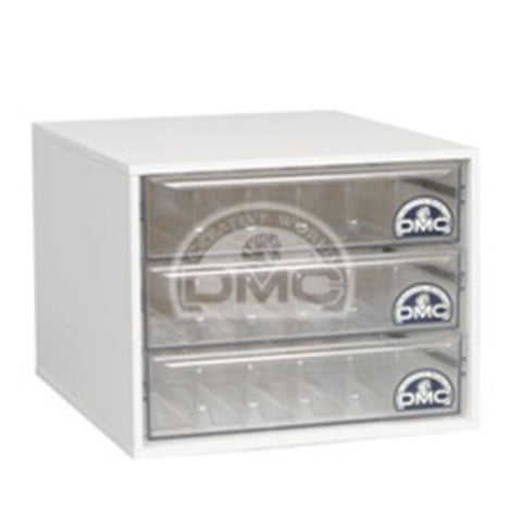 3009 DMC Filled 3-Drawer Display Unit