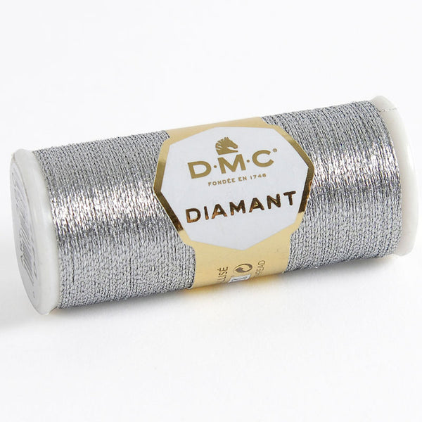 Diamant Thread  D415 Silver