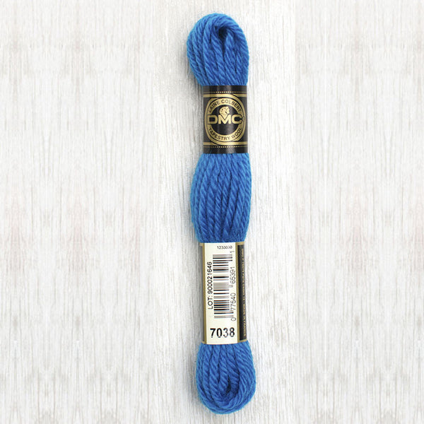Tapestry Wool  7038 Dark Bright Turquoise