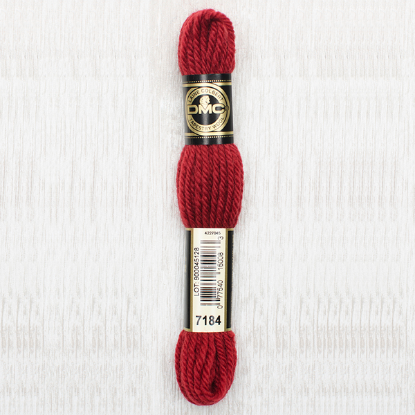 Tapestry Wool  7184 Red Copper