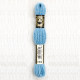 Tapestry Wool  7302 Very Light Antique Blue