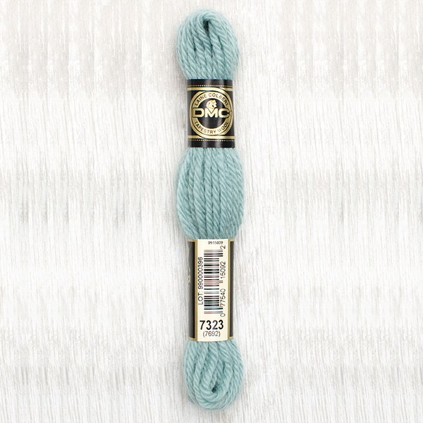 Tapestry Wool  7323 Light Blue Green