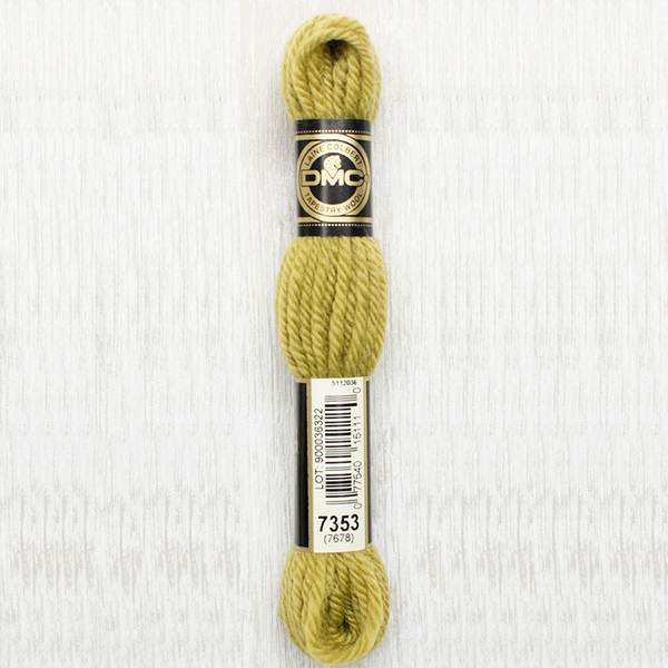 Tapestry Wool  7353 Very Light Golden Olive