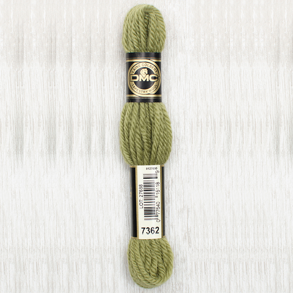 Tapestry Wool  7362 Light Mustard
