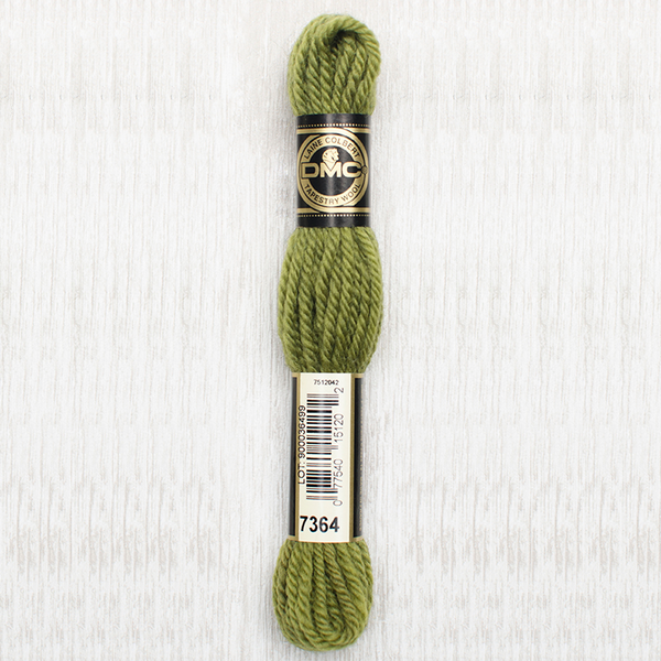 Tapestry Wool  7364 Olive Green