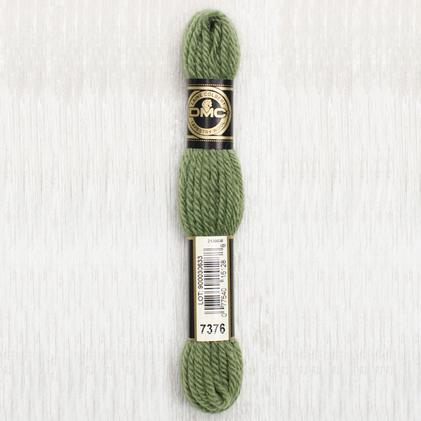 Tapestry Wool  7376 Medium Khaki Green