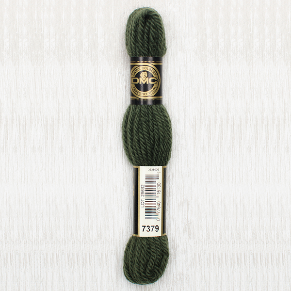 Tapestry Wool  7379 Dark Green Grey