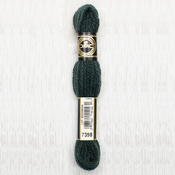 Tapestry Wool  7398 Dark Avocado Green