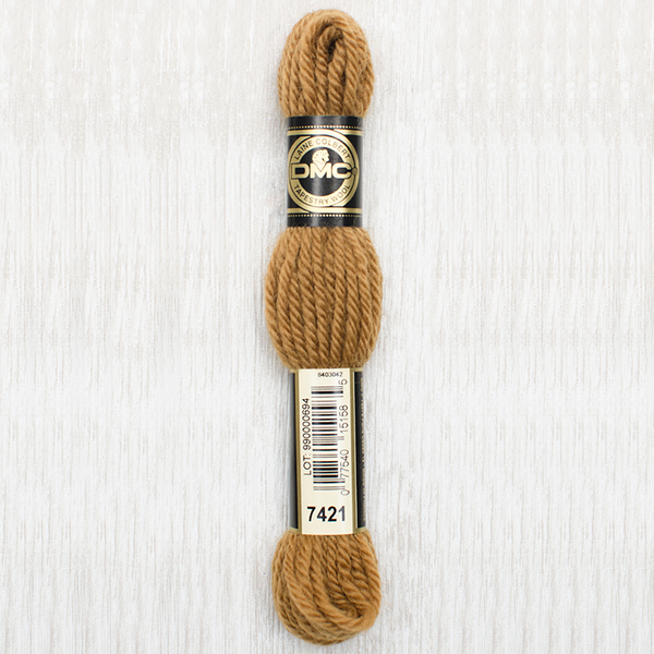Tapestry Wool  7421 Very Light Brown