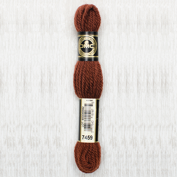 Tapestry Wool  7459 Very Dark Mahogany