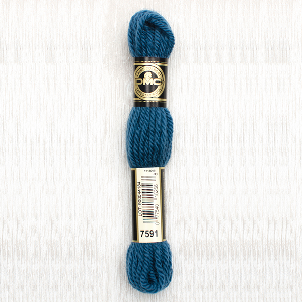 Tapestry Wool  7591 Dark Antique Blue