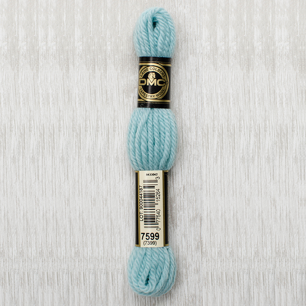 Tapestry Wool  7599 Very Light Turquoise