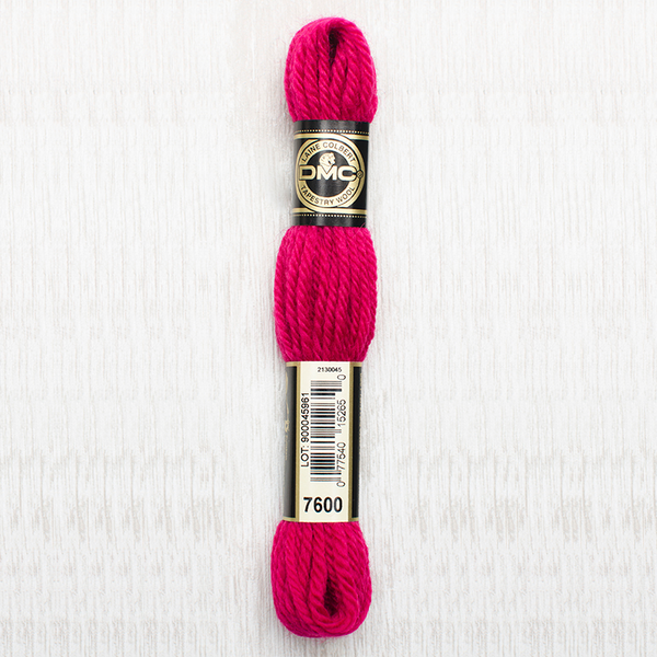 Tapestry Wool  7600 Very Dark Cranberry