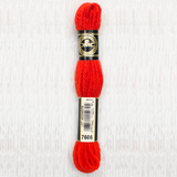 Tapestry Wool  7606 Bright Orange-Red
