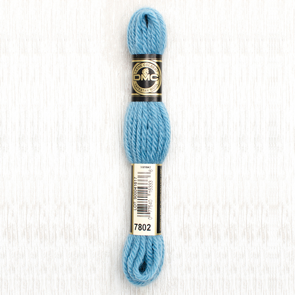 Tapestry Wool  7802 Light Antique Blue