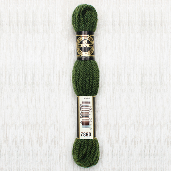 Tapestry Wool  7890 Dark Pine Green