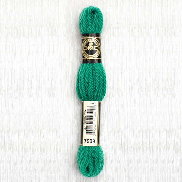 Tapestry Wool  7909 Dark Emerald Green
